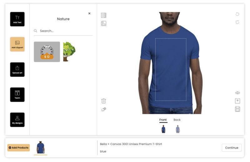 Wordpress T Shirt Designer Plugin Woocommerce T Shirt Design Erstellen