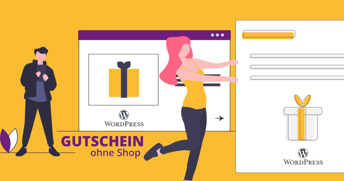 Wordpress Voucher Creator Einfach Gutschein Erstellen Ohne Shop Woocommerce