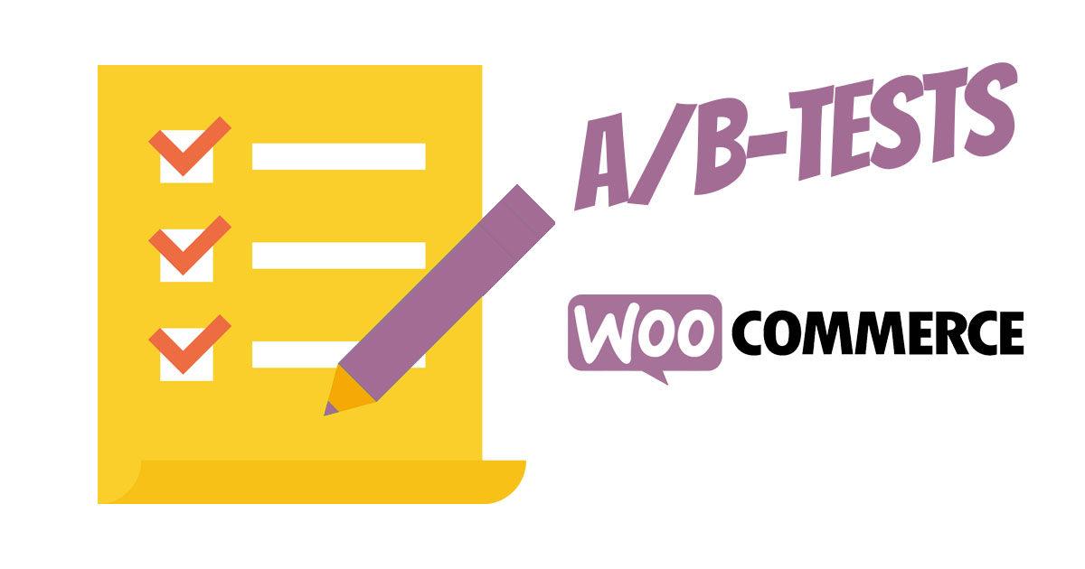 Wordpress Woocommerce A B Test Shop Conversion Optimierung