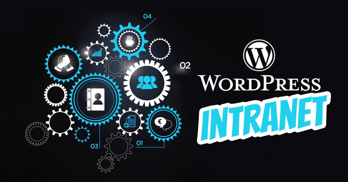 Wp Wordpress Intranet Theme Plugin