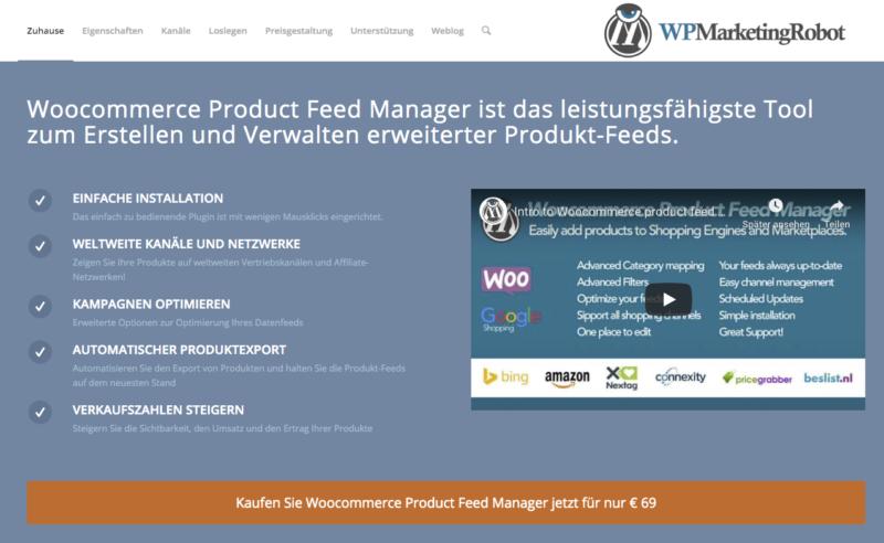 Wpmarketingrobot Woocommerce Feed Plugin